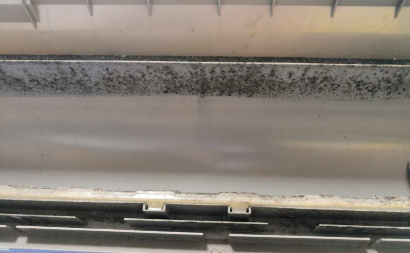 ダイキンエアコンの完全分解クリーニング